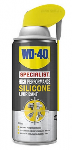 WD-40 Specialist High Performance Silicone Lubricant - 400ml